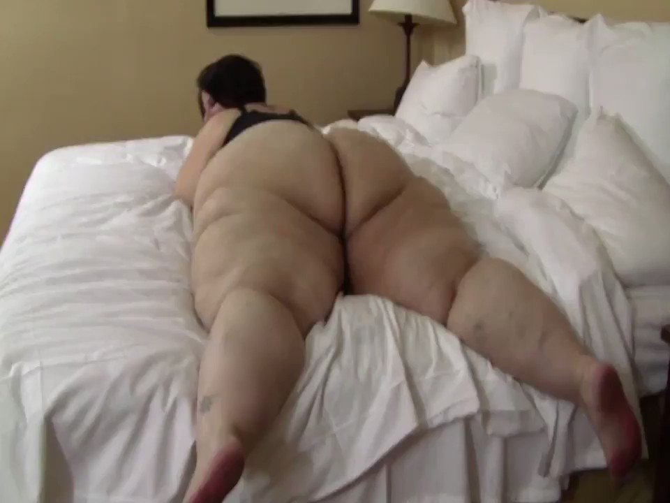 Fat messy toast and jelly bbw food stuffing extended preview