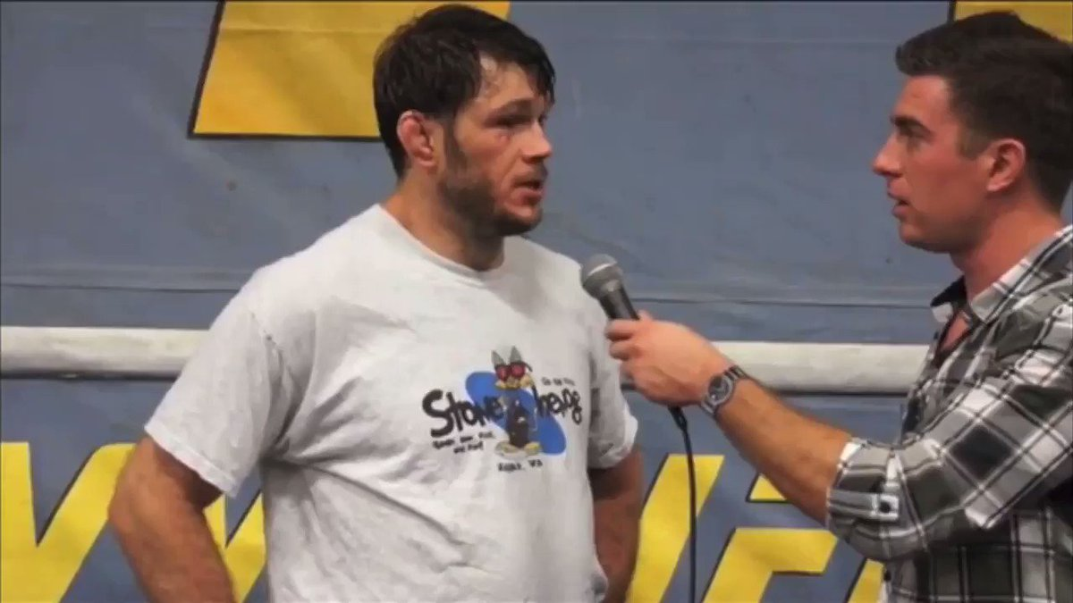 Forrest Griffin greatest one liner of all time 😭😭😭 https://t.co/Mpna3O8sDD