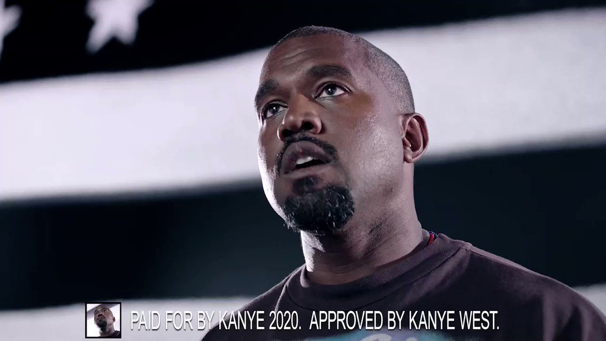 kanye2020.country we stepping out on faith