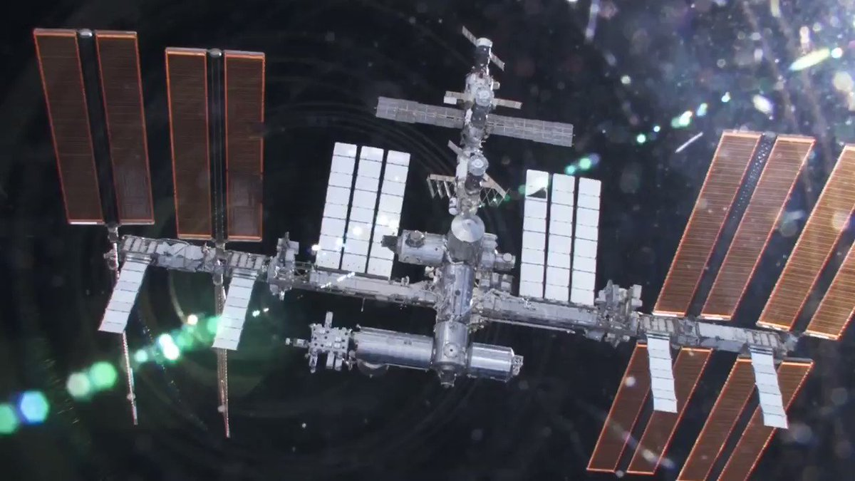 #SpaceStation20th is giving us reasons to celebrate. See how our @Space_Station home in low Earth orbit is set up for success in its next decade. #IAC2020