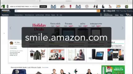 Did you know Amazon will donate one half a percent of every purchase you make to the Tegan and Sara Foundation if you shop with them through Amazon Smile and choose us as your charity of choice? It's easy, Do it now!