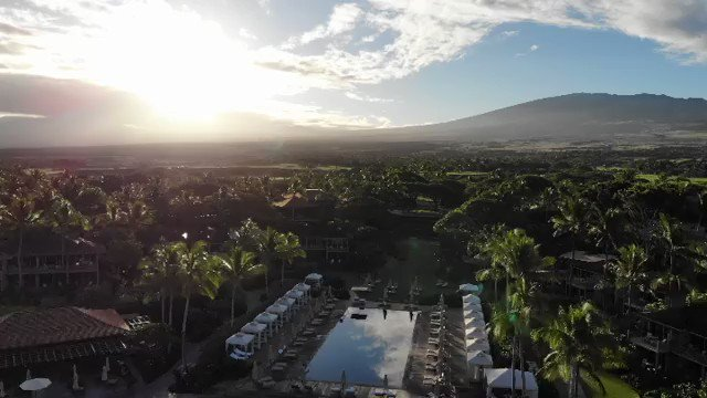 Image for the Tweet beginning: Our #FSHualalai `ohana is incredibly