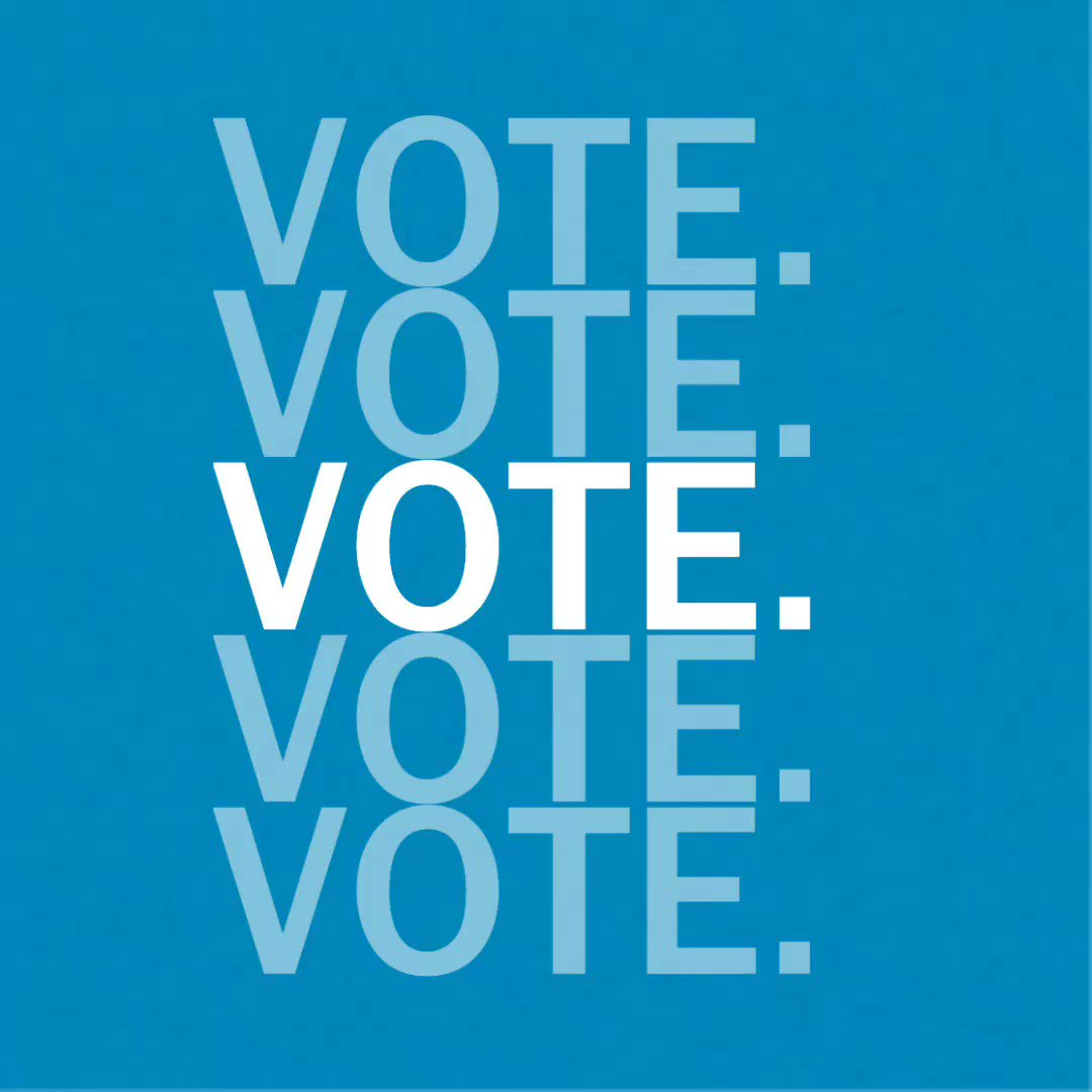 """Somewhere inside of all of us is the power to change the world."" – Roald Dahl, Matilda.  #Vote2020 #RecoverandRise #drinkOXIGEN"