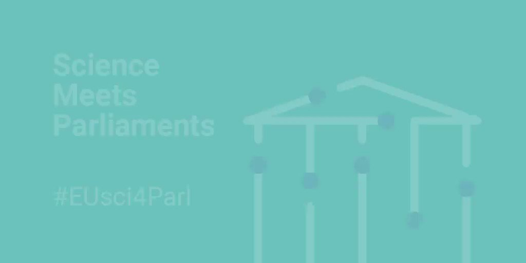 Image for the Tweet beginning: Advancing #science4policy across 🇪🇺's parliaments