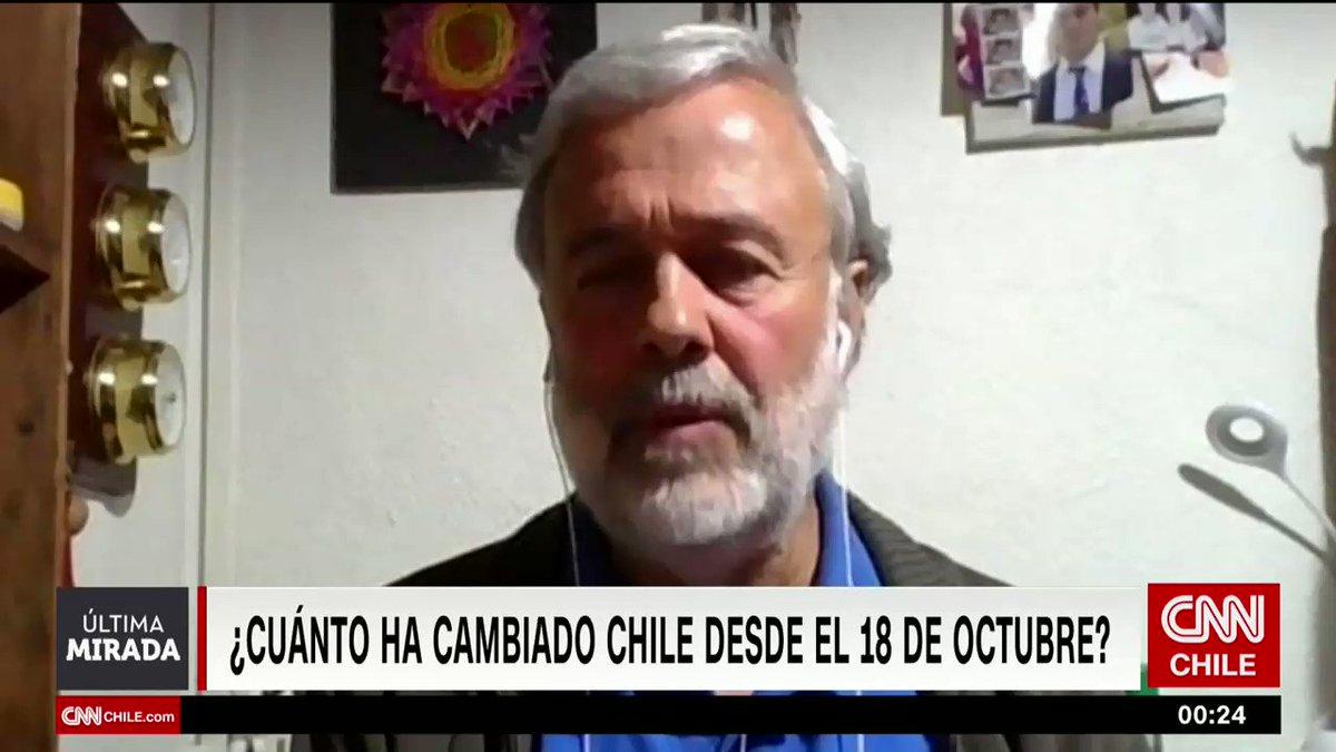 @CNNChile's photo on Benito