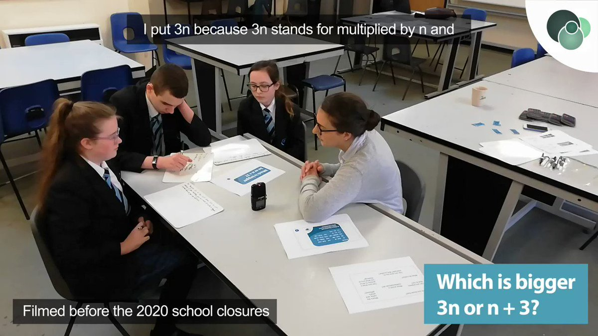 RT @NCETM Do your students hold onto and mis-apply rules (e.g. multiplication makes bigger)? Our videos (with CPD slides) show how deeper thinking can help students understand to avoid these mistakes https://t.co/F30YOGaQm4