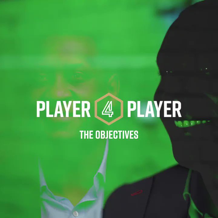 Image for the Tweet beginning: Welcome to @player4playerfc. We pledge