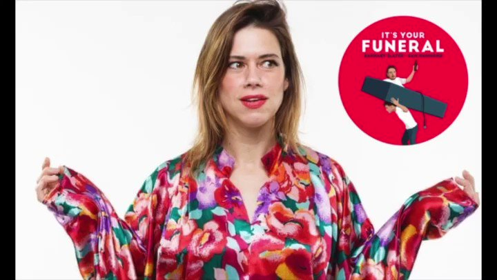 On today's episode of It's Your Funeral we have comedy and musical genius @LouSanders. Please listen in pod.link/1534709476