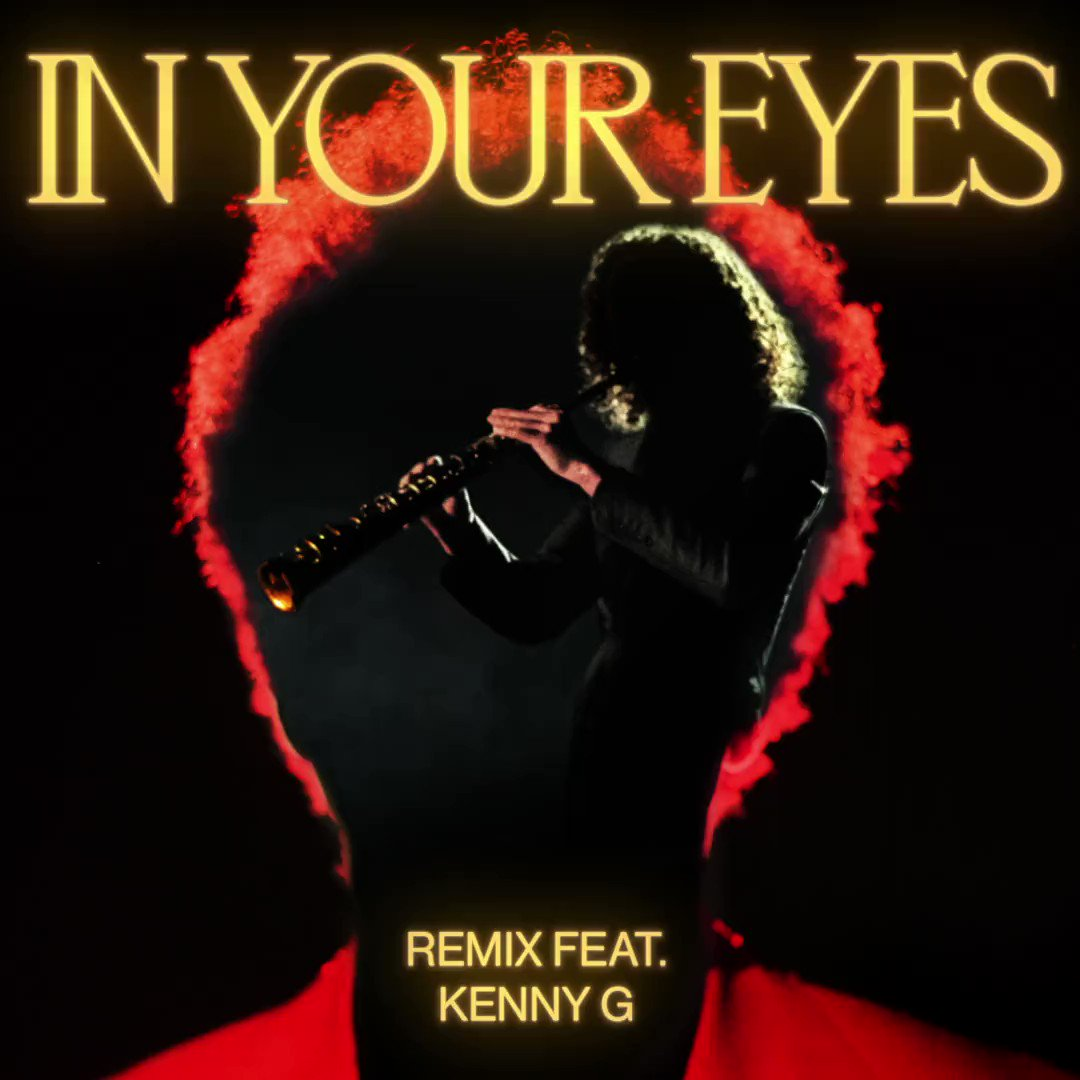 ".@theweeknd's ""In Your Eyes"" Remix is officially out! Honored to be a part of this beautiful song.  Listen here:"
