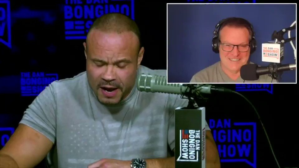 .@dbongino confirmed on his podcast today that he has been diagnosed with cancer, specifically Hodgkins lymphoma. I do have cancer, and that is hard for me to say.