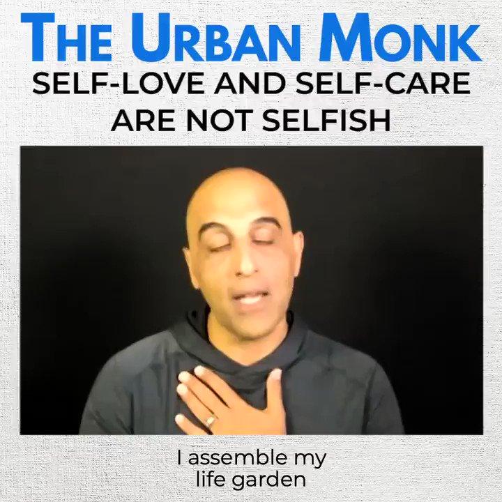 Self-care is not selfish. @PedramShojai on #FindingMastery