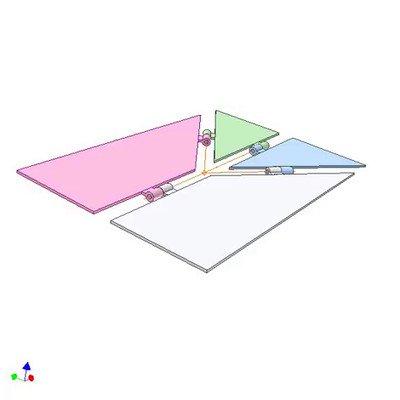 Folding a Rectangle