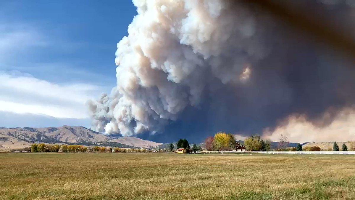 @BrooksWeather's photo on #CalWoodFire