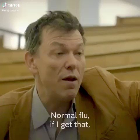 Normal flu compared to coronavirus in one minute...