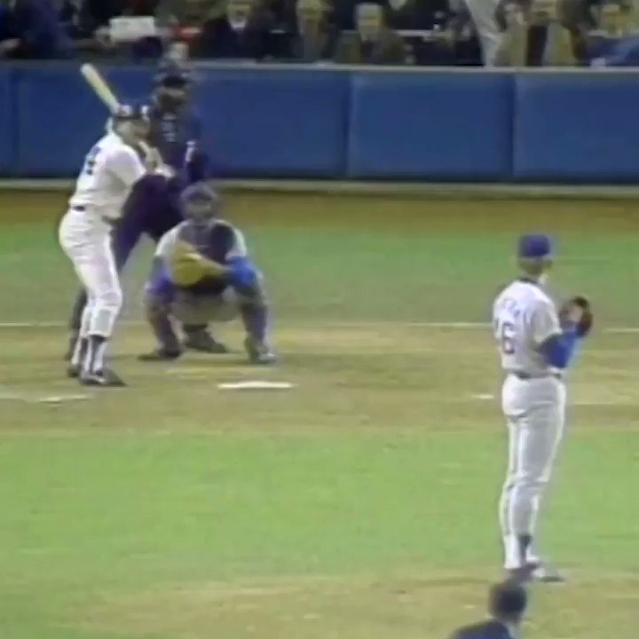 "43 years ago today, Reggie Jackson earned the title of ""Mr. October."" https://t.co/RxNKQysE65"