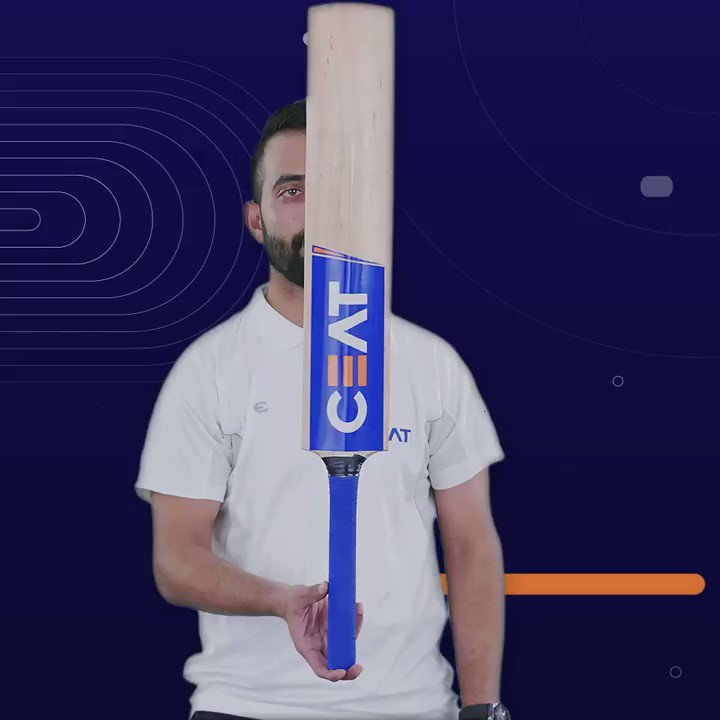 Took a break from the workout sesh to try my hands, rather fingers on the #CEATBalanceTheBatChallenge! One bat, two fingers, 30 seconds, and a pretty decent score later, tagging my friend @Riteishd  to break the record! #Dream11IPL #CEATTyreStrategicTimeout