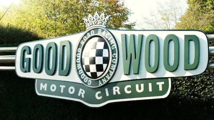 Image for the Tweet beginning: Just dropping this awesome #GoodwoodSpeedweek