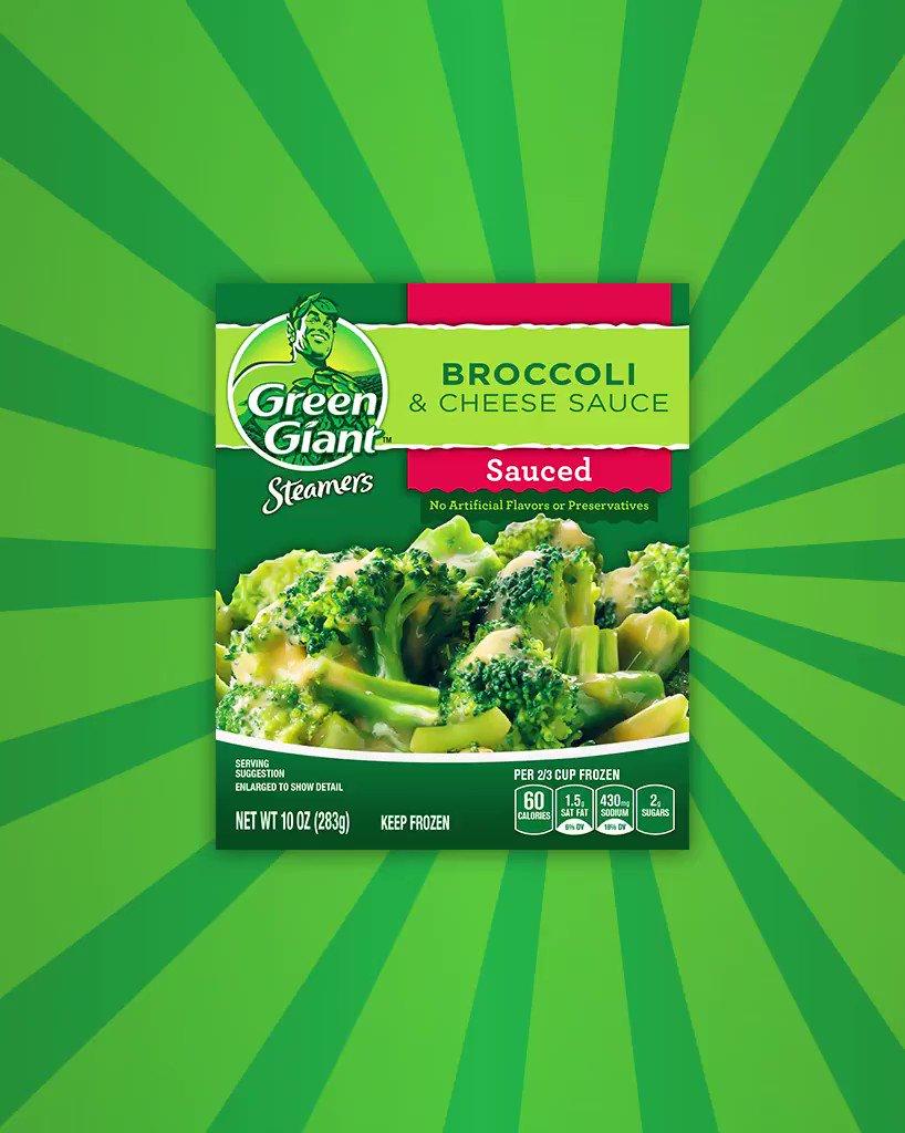 Freezer-friendly, lifestyle-friendly, taste bud-friendly: Green Giant® Simply Steam™ veggies are just the friendliest food around.