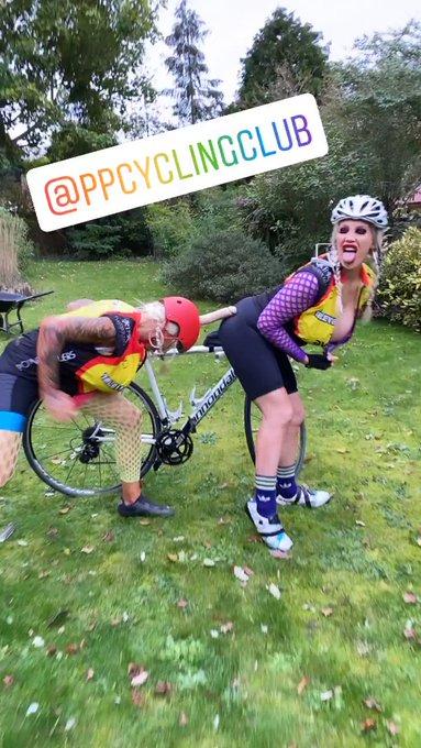 Cycling for dick https://t.co/RMXD2EPv1J
