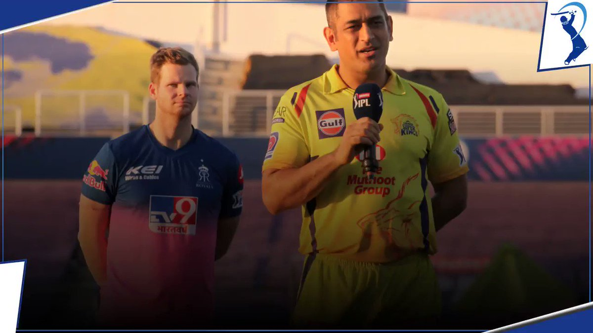 Its not always supposed to go your way. We have to see if the process was wrong, says #CSK skipper, MS Dhoni as his team succumbed to yet another loss against #RR to slip to the bottom of the #IPL2020 table. Presenting the #CSKvsRR recap in under a minute ⏱️