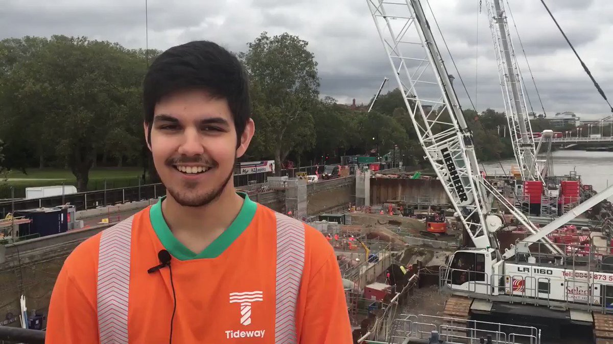 Watch as Paul Fernandes, Junior NEC Supervisor and Joe Goodrich, Site Engineer, give you a…