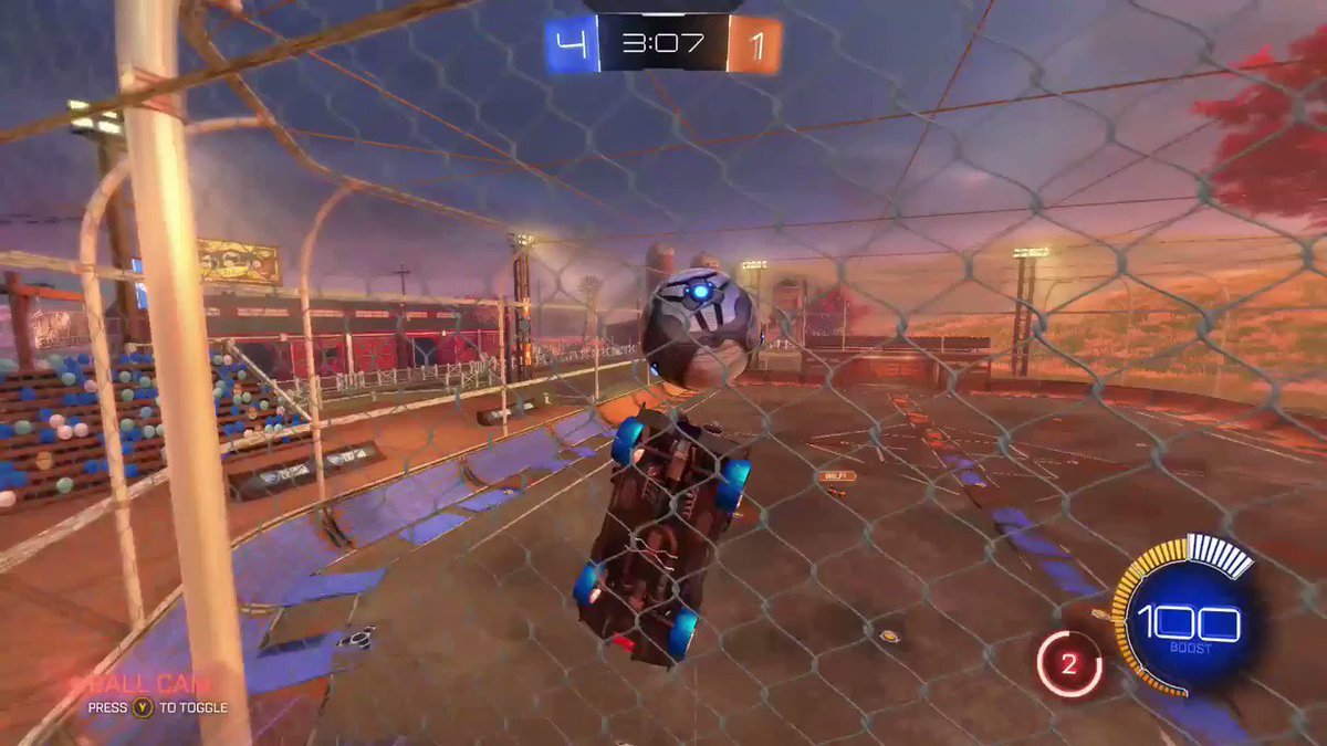 """TheKing55JJ - """"Im not losing this game. I need diamond rank""""  3 Epic Saves in under 14 seconds"""
