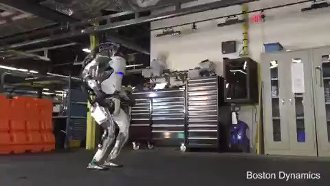 #Olympics here we come! by @BostonDynamics  #Robots #AI #Innovation #ArtificialIntelligence #MachineLearning #ML #Robotics  Cc: @evankirstel https://t.co/GJHPBSYRfc
