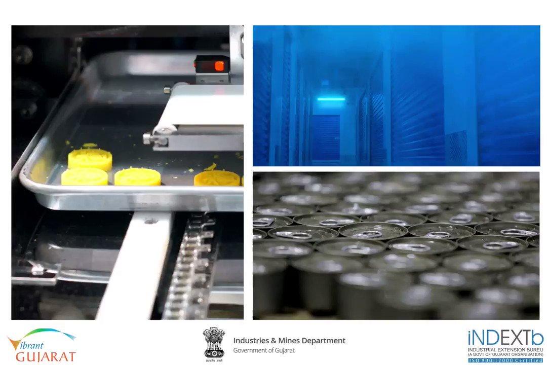 #DidYouKnow Over USD 5.14 billion worth of processed food was exported from Gujarat in 2018-19. #InvestinGujarat For more visit: indextb.com @PMOIndia @CMOGuj @MOFPI_GOI @fooddeptgoi @investindia @CimGOI @mansukhmandviya
