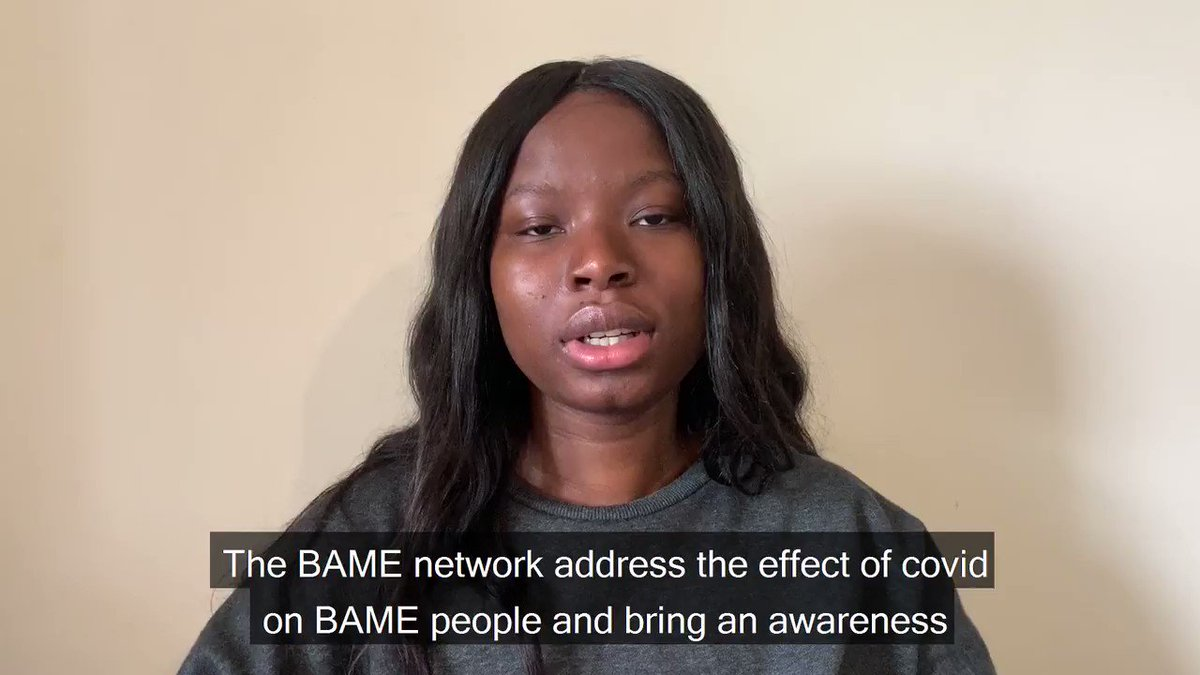 For #BlackHistoryMonth, were highlighting at St Mungos that Black History is happening now, and that the past is still affecting us today. Were proud that our commitment to addressing racism is central to our values. Here, Mariam talks about being a part of our BAME network.