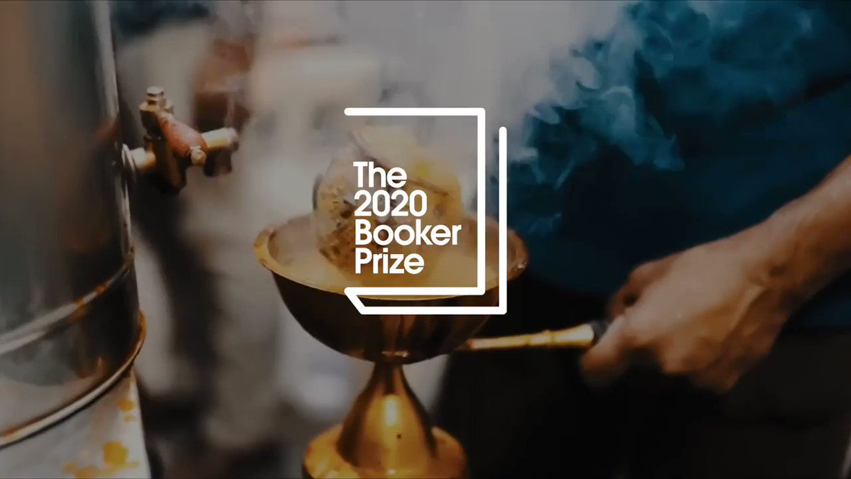 #2020BookerPrize shortlisted author @avnidoshi reads from her compelling book, Burnt Sugar. @Hamish1931 @penguinrandom @penguinUKBooks #FinestFiction #shortlist #AvniDoshi #BurntSugar