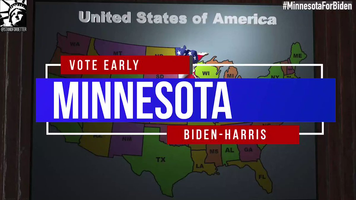 Image for the Tweet beginning: Hey #Minnesota, go out and