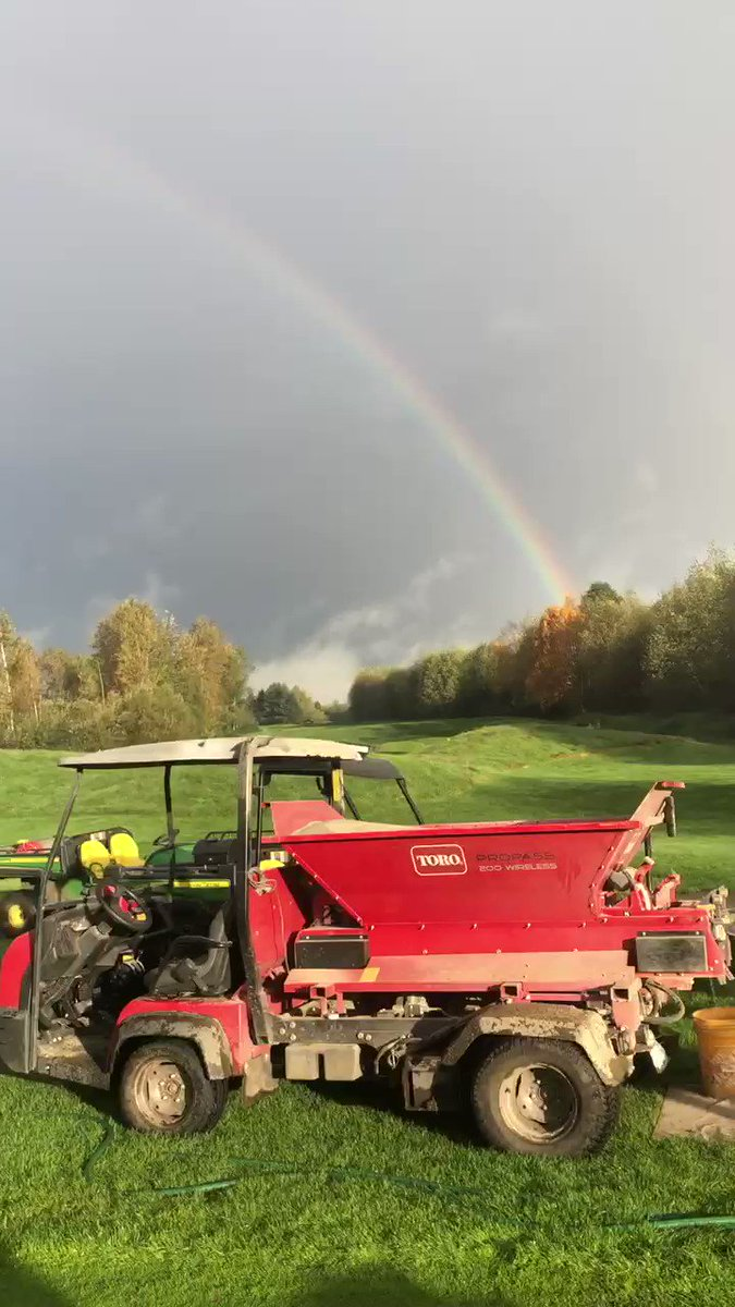 Image for the Tweet beginning: Wrapping up our wet day