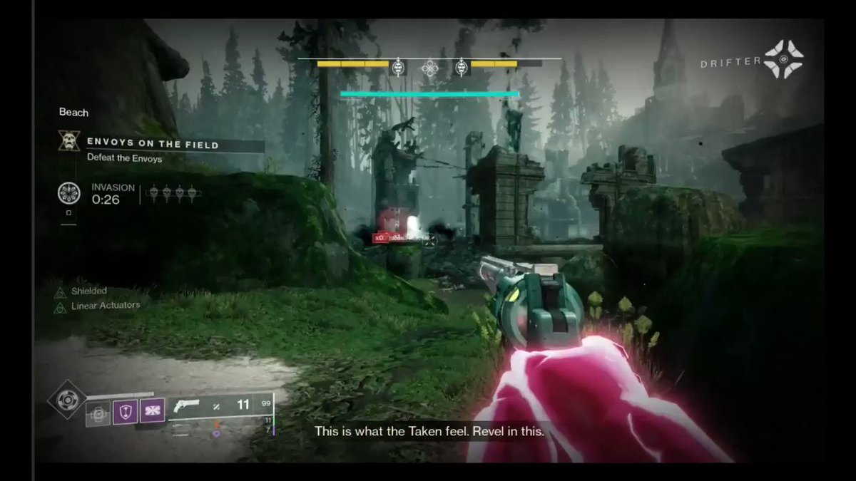ASMari - Uh Blah got this awesome clip of my game play in a gambit match this one time xD