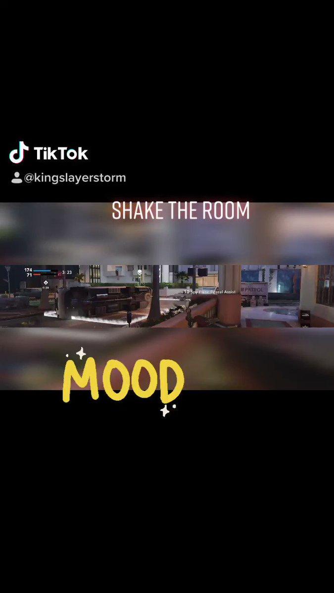 Image for the Tweet beginning: Shake the Room #CallOfDutyBlackOpsColdWar #callofdutyclips