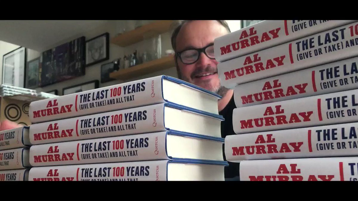 Independent Company members, @almurray spent most of yesterday drawing tanks and writing PIAT related messages in your books. Theyre on their way! #WeHaveWays