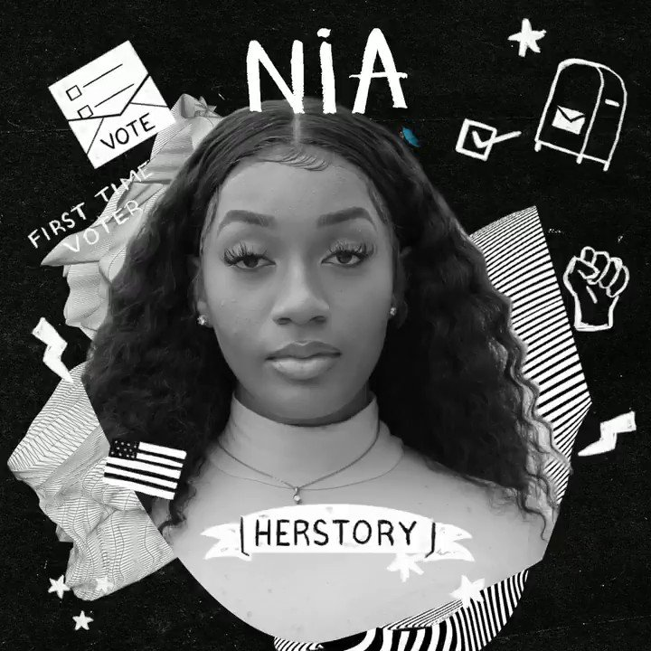 Meet Nia, a recent high school graduate, community leader and first time voter. In this video, she shares her passion for education and engagement, as well as the importance of exercising the right to vote. #Vote2020