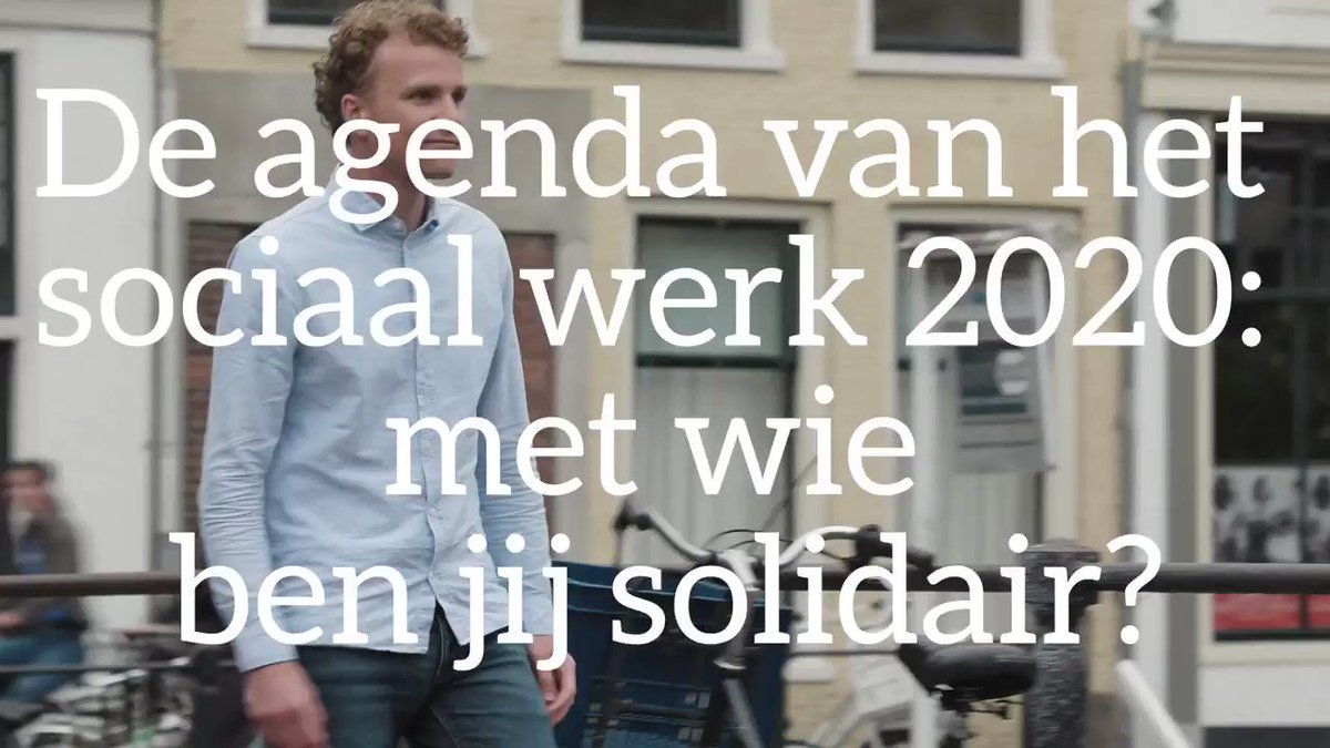 Image for the Tweet beginning: Het programma van De agenda