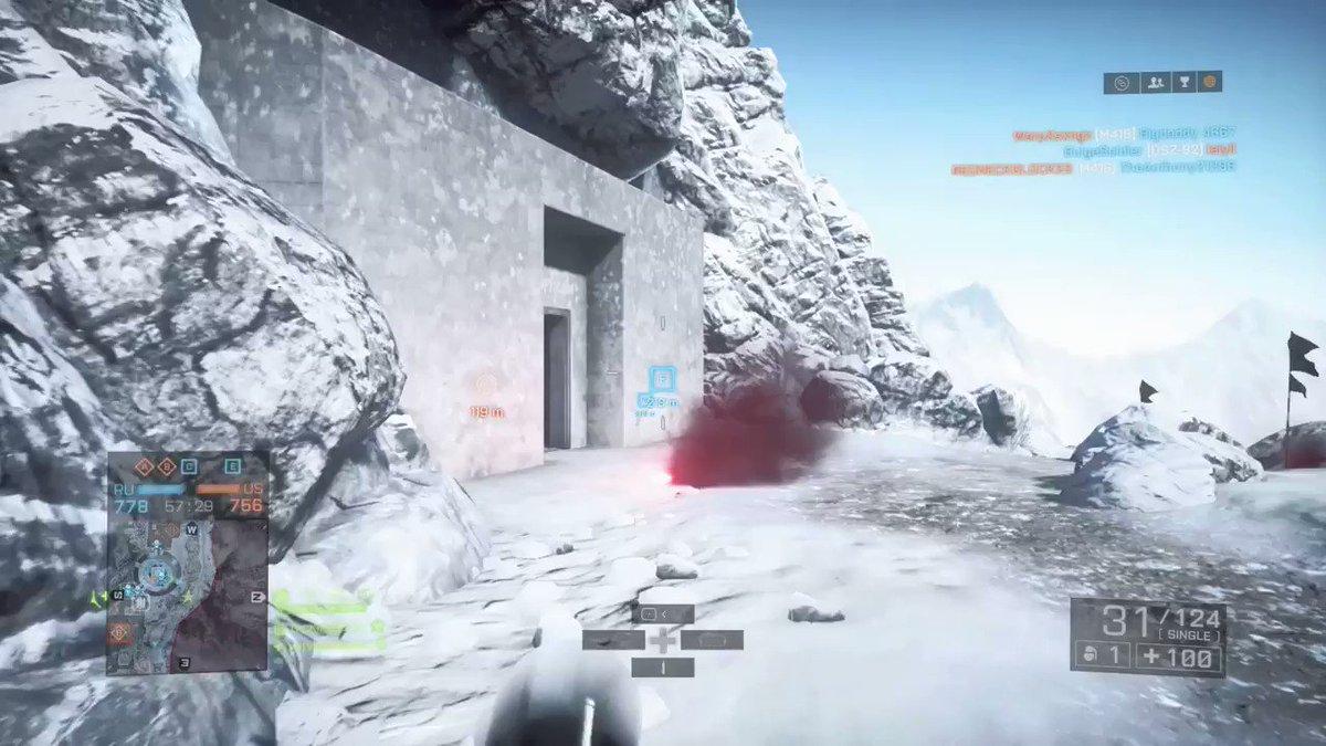 TheKing55JJ - Pro Battlefield 4 Gameplay