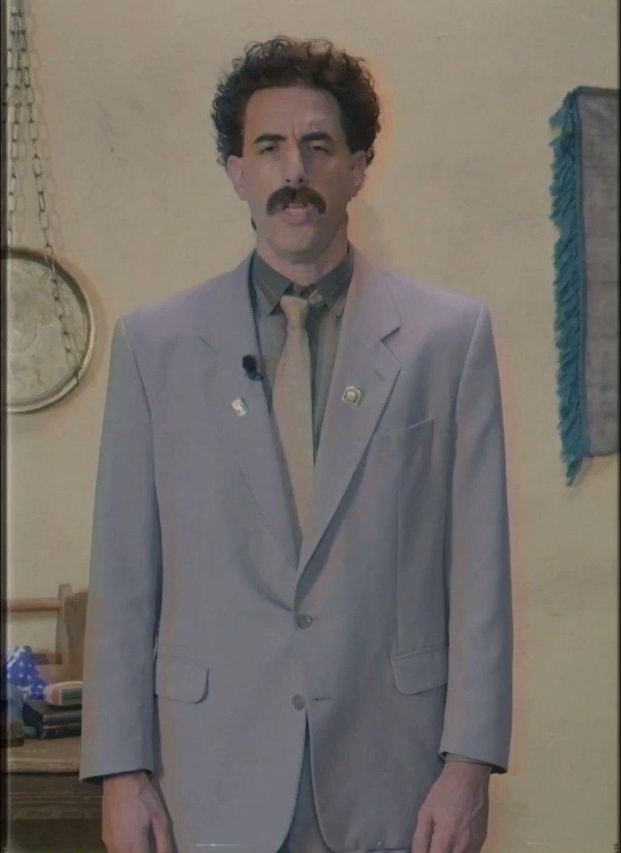 @BoratSagdiyev's photo on Borat