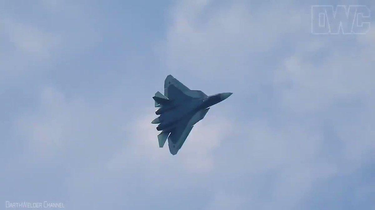 Su-57ちゃん・・・いい声出すやんけ・・・