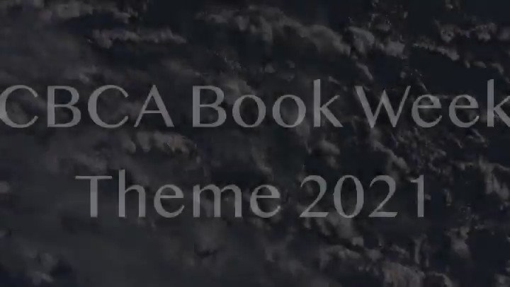Exciting news! CBCA Book Week 2021 will run from 21-27 August with the theme...#cbca2021
