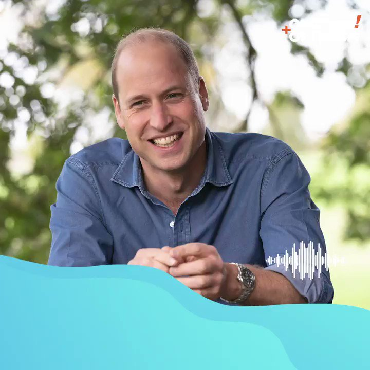 Image for the Tweet beginning: OUT NOW! Prince William is
