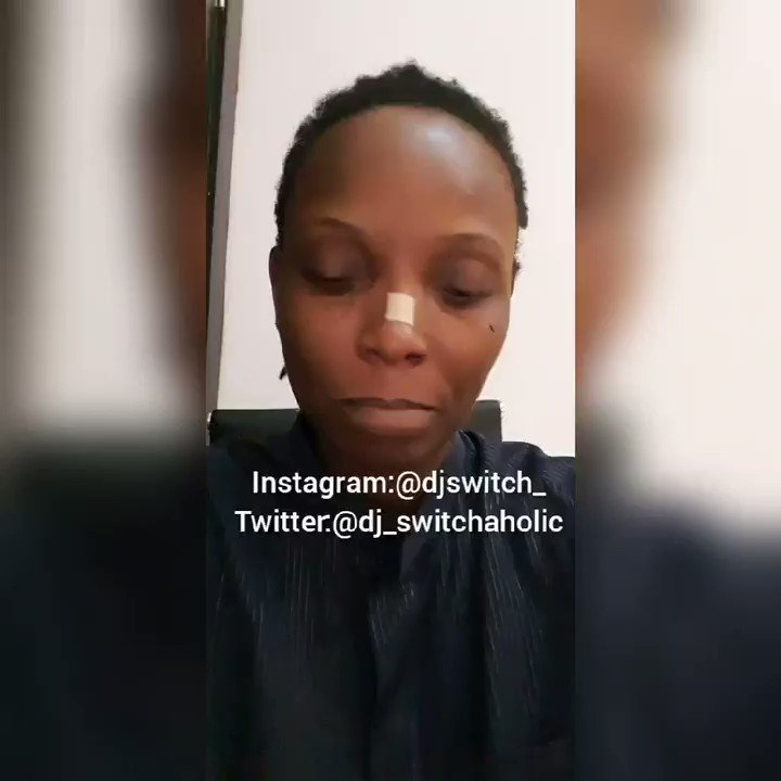 Please go watch the rest of this video on my Instagram page. Thank you 🇳🇬 #EndPoliceBrutalityinNigeria #EndBadGovernanceinNIGERIA