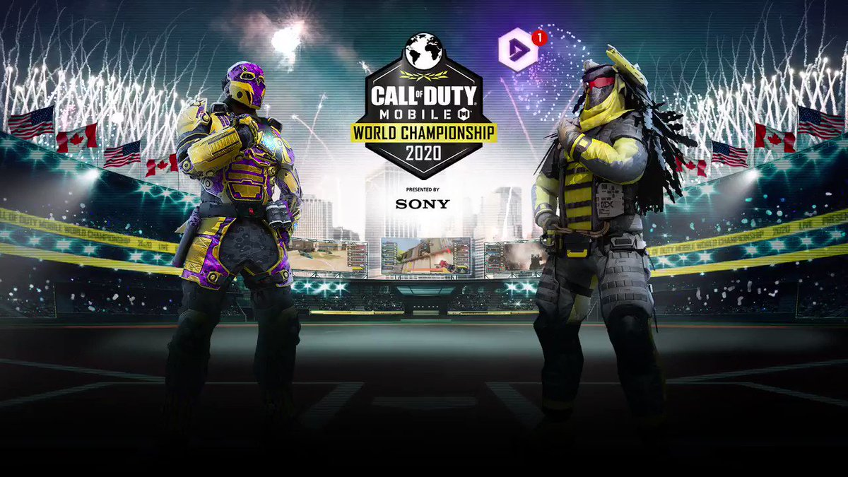 Now live: Watch the @PlayCODMobile World Championship 2020 North American Regional Playoffs at youtube.com/watch?v=nQmua5… @SonyXperiaUS is the official smartphone of the #CODMobile World Championship.