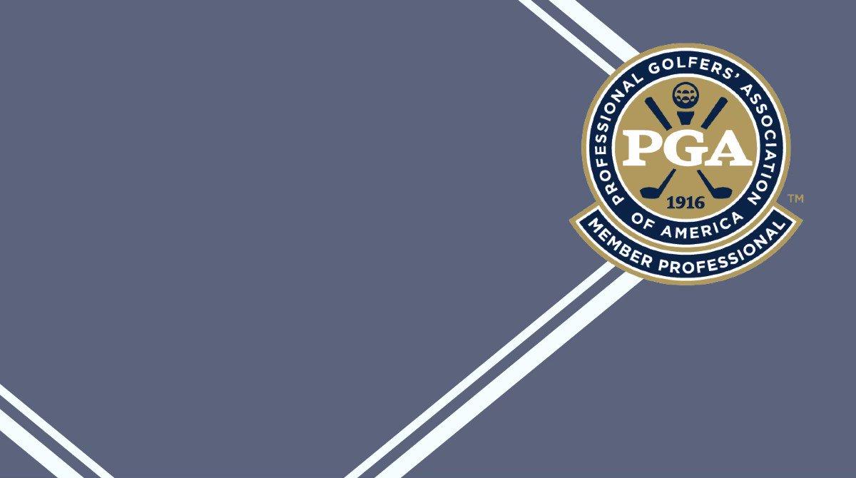 Image for the Tweet beginning: Congratulations Alan Hickam, PGA of