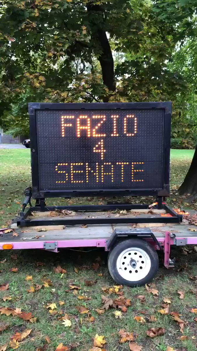 Image for the Tweet beginning: Friday for Fazio!  Like