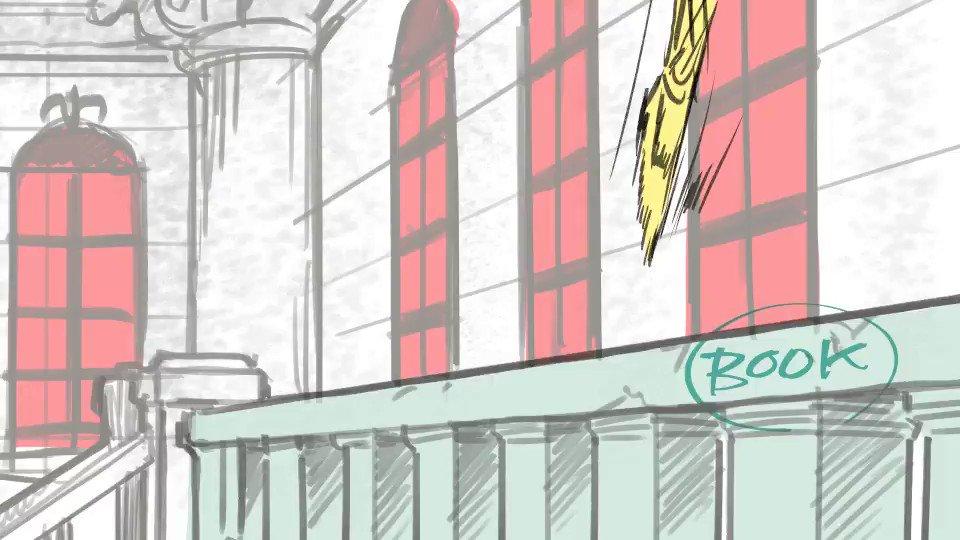 「付けPAN」作画その2※クリスタ作画の自主練習です咲夜さんのアクション(たぶん霊夢戦)✨🗡️🗡️🗡️