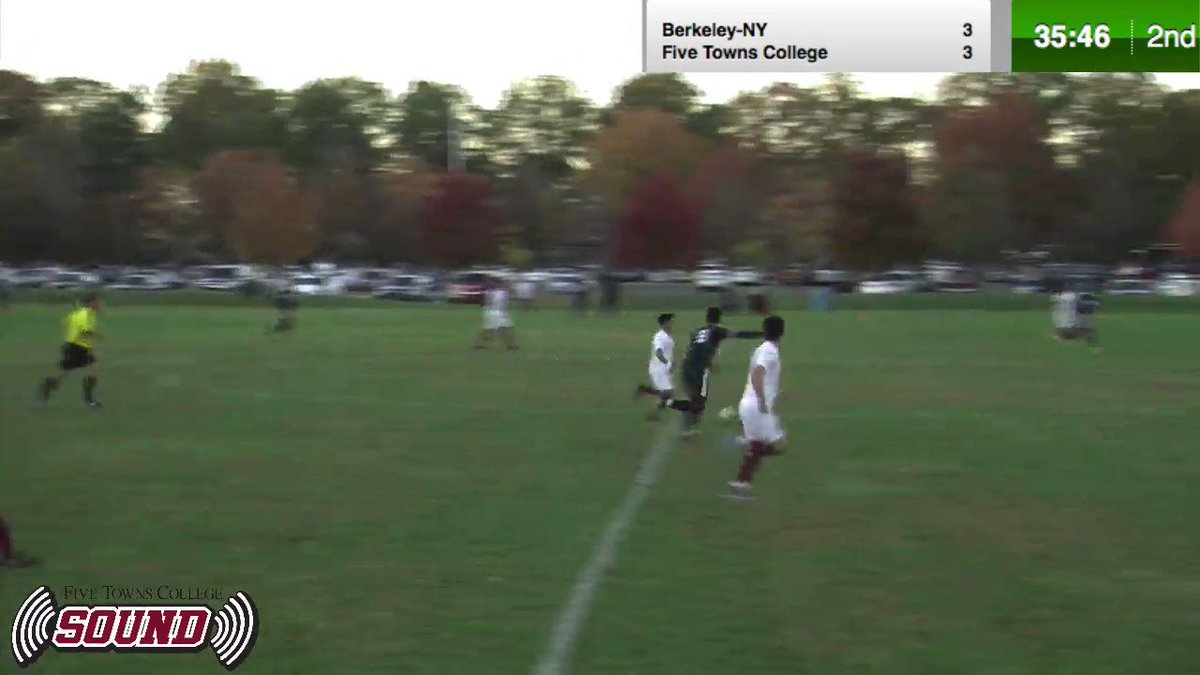 #OTD in 2019, Five Towns men's soccer upset the #1 team in the nation, Berkeley-NY 4-3! ⚽️ Adrian Wong scored the game winning goal in the 55th minute, assisted by Robinson Munoz. #FiveTownsSound #HearTheSound #SoundOn #11heartsbeatingas1 https://t.co/dmSjuFU2Mt
