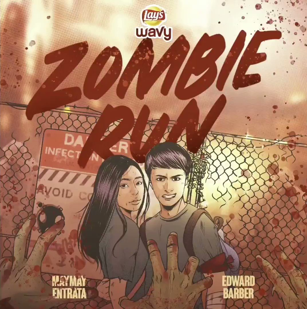 Zombies have taken over Manila! Maymay and Edward need your help one last time in our #LaysWavyFlavorfulEscape room! Get a chance to win a Lazada discount voucher when you finish the game!  Play now: