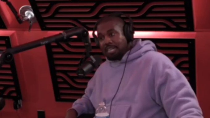 Kanye West's new interview with Joe Rogan where he recognizes human trafficking ON PORNHUB!   Thank you